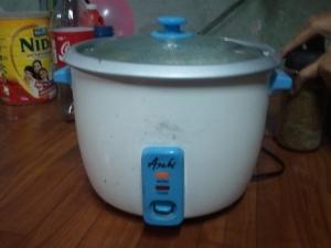 Asahi rice cooker