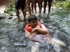 where is kawasan waterfalls
